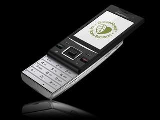 Sony Ericsson 執行 GreenHeart 環保承諾 發表 Elm J10、Hazel J20 環保手機