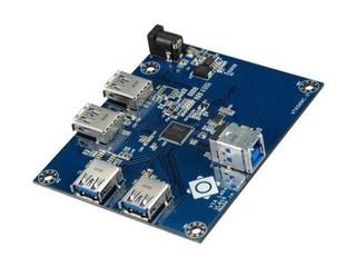全球首款USB 3.0Hub控制器 CES 2010大會將展示VIA VL810