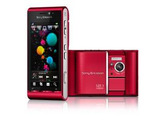 酒紅機身耀眼矚目 彰顯用家個人風格 Sony Ericsson 全新 Satio Bordeaux 登場