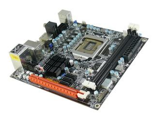 P55 Mini-ITX平台 DFI LP MI P55-T36主機板