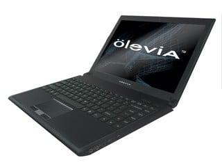特闊屏幕Windows 7 Notebook OLEVIA Notebook X13D-825HK極盡視覺享受