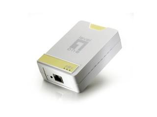 LevelOne 最新高清 HomePlug 200Mbps極速無影線 PLI-2040