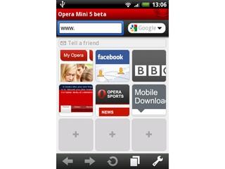 iPhone版Opera Mini  正式提交至Apple App Store送審