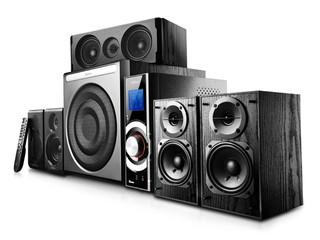 高性價比家庭影院之選 Edifier C6 5.1聲道揚聲器