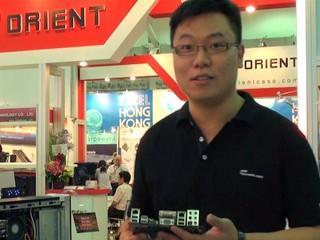 規格最強MINI-ITX AMD平台!! J&W展示MINIX 890GX-USB3主機板