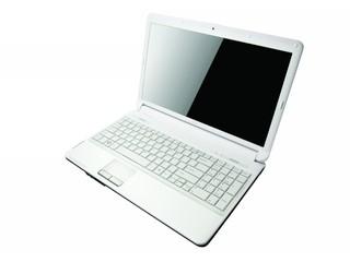 流線型白鋼琴面簡約風設計 LifeBook AH530行動電腦