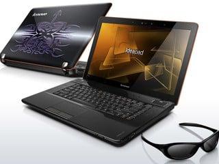 首部支援3D顯示行動電腦 Lenovo電腦通訊節2010展出多款新品