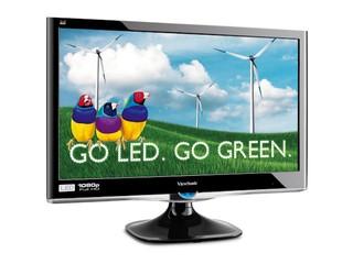 引領顯示器進入GREEN LED新時代 ViewSonic 第3季全線邁入 LED 背光顯示器