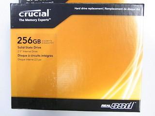採用SATA 3.0介面  支援355MB/s讀取 Crucial 高速SSD固態硬碟腦場有售