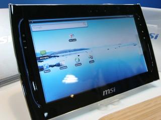2010年Tablet產品代工成長率2000% 99%為ARM架構 今年成長預期達120%