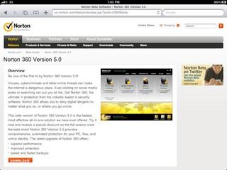 改良介面與運算效率 全新Norton 360 5.0版本公測版免費下載
