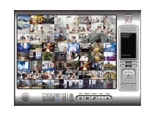 支援iPhone遠端監察、加入E-Map  LevelOne IP Camera升級新版軟件