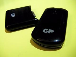 針對iPhone及USB充電裝置 GP Instant Power XPB04/05充電器