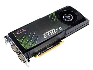 超頻版GeForce GTX570 Colorful 570-1280M D5 CH上市