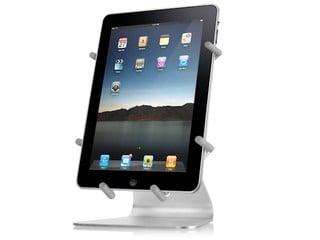 可作多角度承托調節 LUXA2 H4 iPad2支架