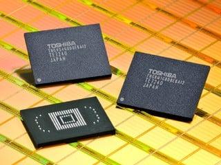 2012年首季NAND Flash營收減少2.5% Samsung續居首位 Toshiba緊隨其後