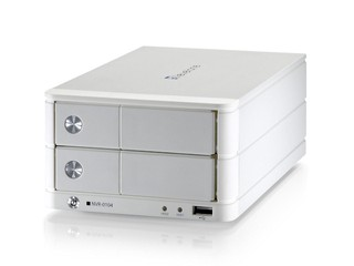 支援多個IP Cam影像記錄 LevelOne NVR-0104 NVR