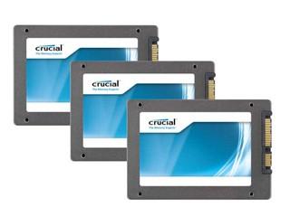 採用25nm NAND、415MB/s讀取速度 Crucial m4 SSD固態硬碟正式上市