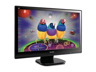 27吋屏幕欣賞高畫質電片 ViewSonic VX2753mh-LED顯示器