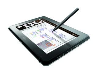 高安全性商用平板電腦 Fujitsu STYLISTIC Q550