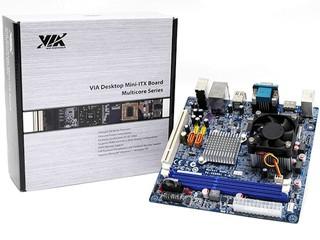 VIA推出全新「VE-900」主機板 內建Nano X2處理器 Mini-ITX設計