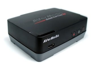 免PC、擷取遊戲專用!! AVerMedia Game Capture HD錄影盒