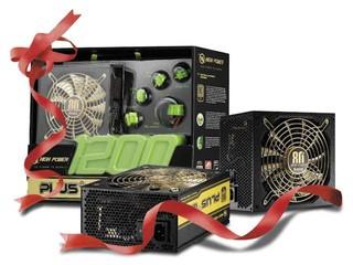 High Power 1200W金牛迎聖誕 會員專享HP-1200-G14C Gold優惠
