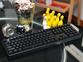 追加白燈LED發光版本 Ducky 「 DK 9008 Shine 」