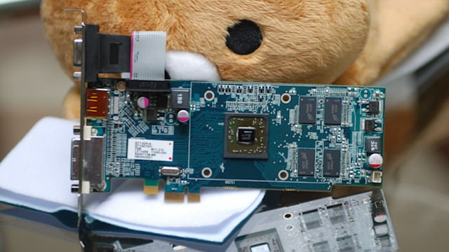 HIS 6450 Silence 2GB PCI-E x1