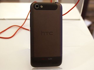 HTC One V Back