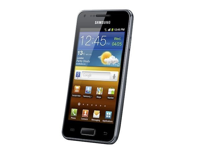 Galaxy S advance cover