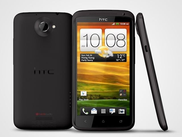 HTC ONE XL 4