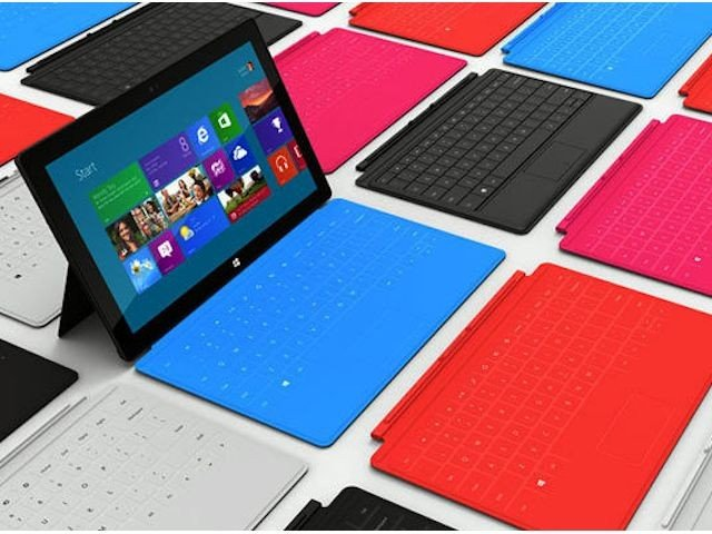 Microsoft Surface cover.