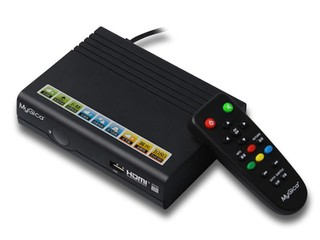 提供在線點播、影音搜尋、BT下載 MyGica N3 互聯網電影機頂盒