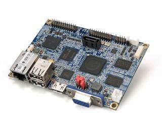搭載ARM處理器、針對工業和汽車應用 VIA VAB-800 Pico-ITX嵌入式主機板