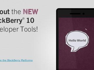 應用程式調用架構及Push API RIM 升級BlackBerry 10開發工具套件