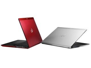 鋁合金外殼配備高效規格 Fujitsu Ultrabook UH572