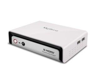 採用SIGMA最新一代晶片 MyGica 「X5」 WiFi 播放機