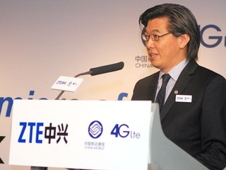 China Mobile 4G CEO