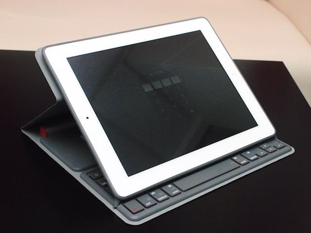 Solar Keyboard Folio multi mode
