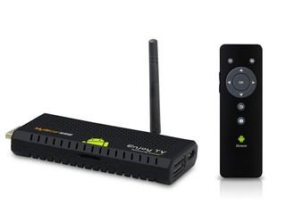 口袋式智能裝置、電視變成Smart TV MyGica EnjoyTV V100 Android Stick