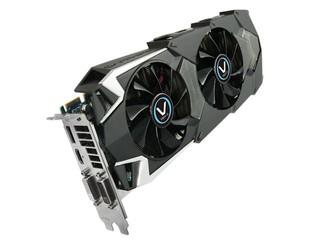 EZ Boost 超頻按鈕、Vapor-X散熱設計 Sapphire Vapor-X HD7950 3GB GDDR5
