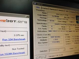 HKEPC採用ASRock OC Formula主機板 以3.375秒達成wPrime 32m世界新紀錄!!
