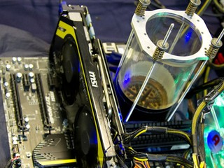 HKEPC X MSI 超頻示範活動完滿結束 成功利用 Z77 MPOWER 達成 6.6GHz