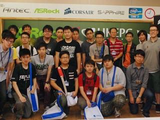 ASROCK「超頻學堂」完滿結束 黃俊國、張文愷、廖世安奪得冠軍