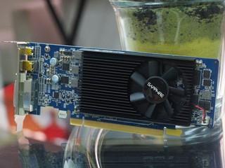 小巧 ‧ HTPC最愛 Sapphire HD 7750 LP 繪圖卡