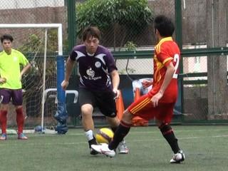 8支隊伍角逐冠軍錦標 HKEPC五人足球挑戰賽 2012