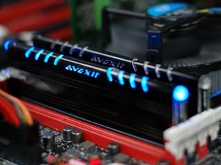 DDR3-2800時代來臨 AVEXIR Core系列DDR3記憶體