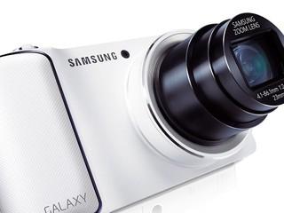 預載Android OS、支援3G/WiFi傳輸 Samsung GALAXY Camera智能相機