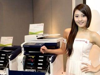 加強網絡功能  提供高效節能打印 Fuji Xerox DocuPrint P455 d打印機系列